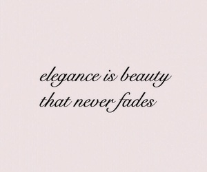 quotes, beauty, and elegance image