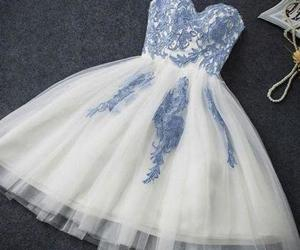 short prom dresses, cute homecoming dresses, and a-line homecoming dresses image