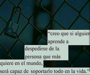 amor, Chica, and frase image