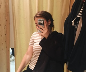 black, clothes, and room image