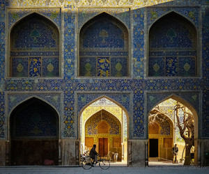 architecture, photography, and esfahan image