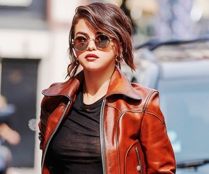selena gomez, in new york, and out & about image