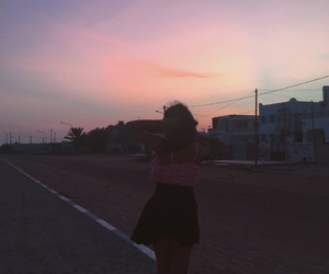 feed, grunge, and pink image