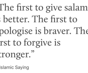 allah, apologize, and brave image
