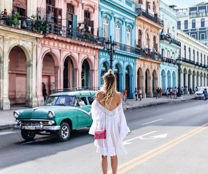 travel, cuba, and city image