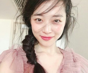 sulli, f(x), and kpop image