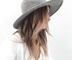 fashion, hair, and hat image