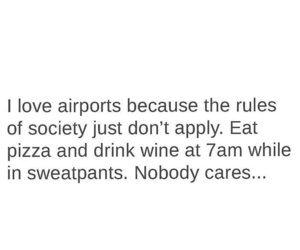 airport, funny, and life image