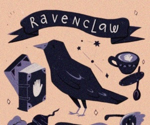 harry potter and ravenclaw image