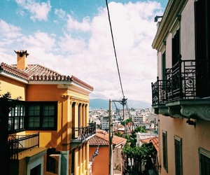 Athens, Greece, and traveler image