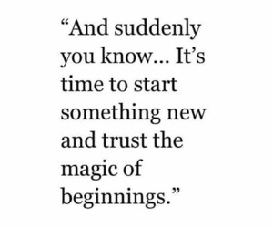 quotes, start, and beginning image