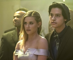 riverdale, betty cooper, and cole sprouse image