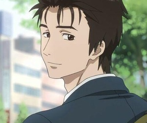 parasyte, anime, and kiseijuu image