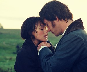 pride and prejudice, love, and mr darcy image