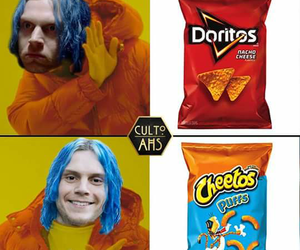 cult, american horror story, and evan peters image