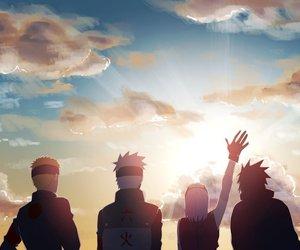 team 7, naruto uzumaki, and sakura haruno image