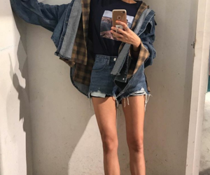 closet, clothes, and shorts image
