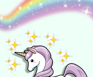 pastel, unicorn, and wallpapers image