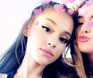 ariana grande, icon, and butera image