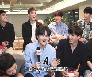Chen, kpop, and sehun image