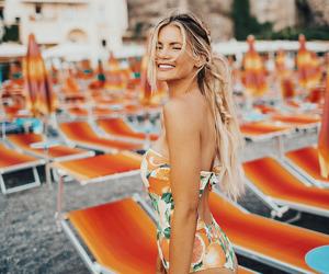 beach, fashion, and pretty image
