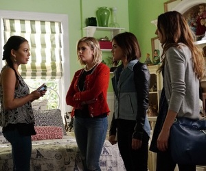hannah, spencer, and mona image