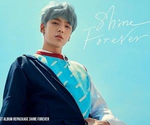 minhyuk, shine forever, and lee min hyuk image