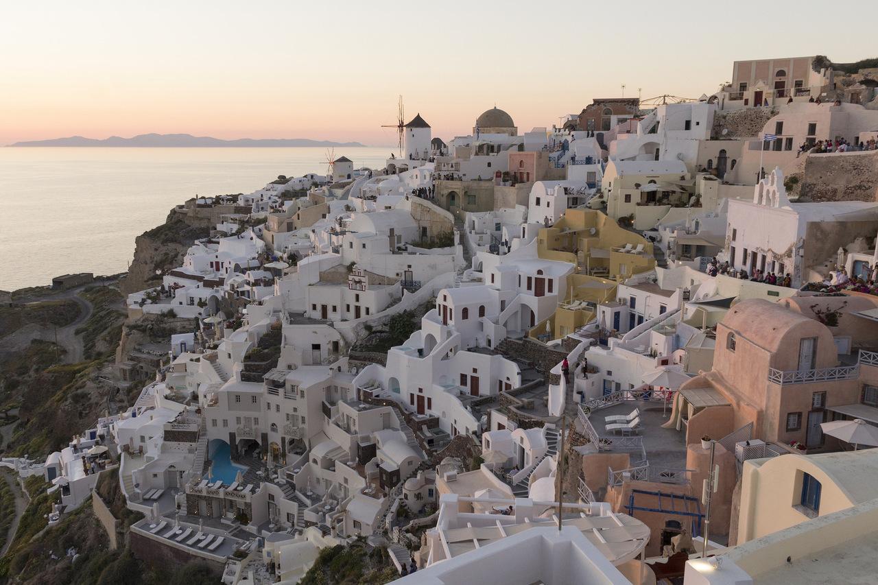 beautiful, Greece, and holiday image
