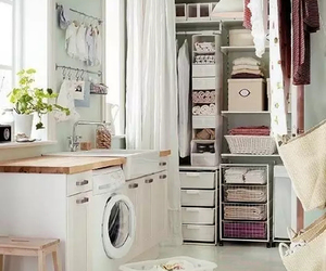 laundry room, rangements, and buanderie image