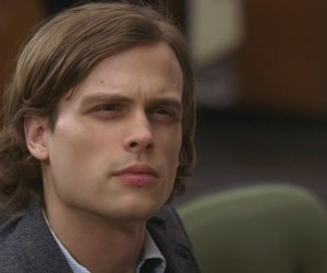 matthew gray gubler, criminal minds, and dr spencer reid image
