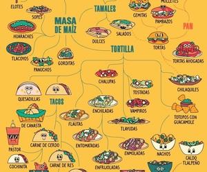 food, tortillas, and viva mexico image