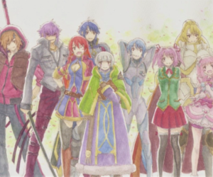 anime, family, and re creators image