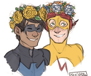 bros, DC, and otp image