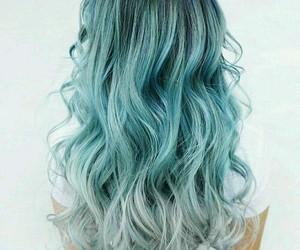 beautiful, blue, and i love image