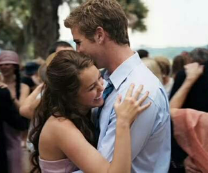 the last song, miley cyrus, and liam hemsworth image