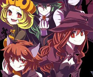 anime girl, touko (pokemon), and cheren (pokémon) image