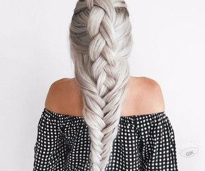 style, hair, and hairstyle image