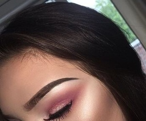 eyebrows, onfleek, and highlight image