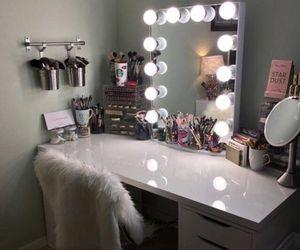 beauty, make up, and girls image