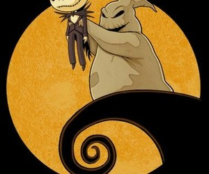 disney, lion king, and the nightmare before christmas image