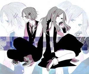 anime girl, pokeball, and touko (pokemon) image