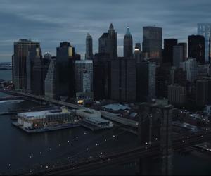beautiful, blue, and Brooklyn image