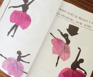 dancers, draw, and drawing image