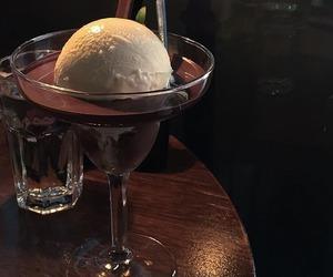 chocolate, dessert, and ice cream image