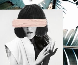 art, Collage, and indie image