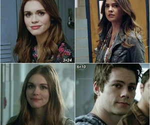 lydia, teen wolf, and malia image