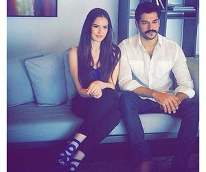 couple, Turkish, and fahriye evcen image