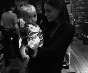 phoebe tonkin, baby, and The Originals image