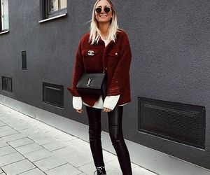 fashion, street style, and blogger image