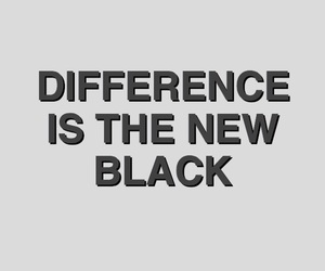 black, black quotes, and different image